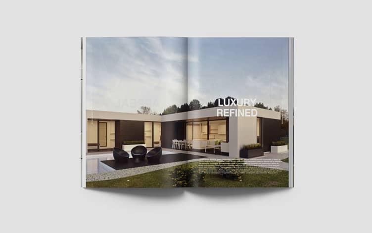 Magazine Editorial Mockup