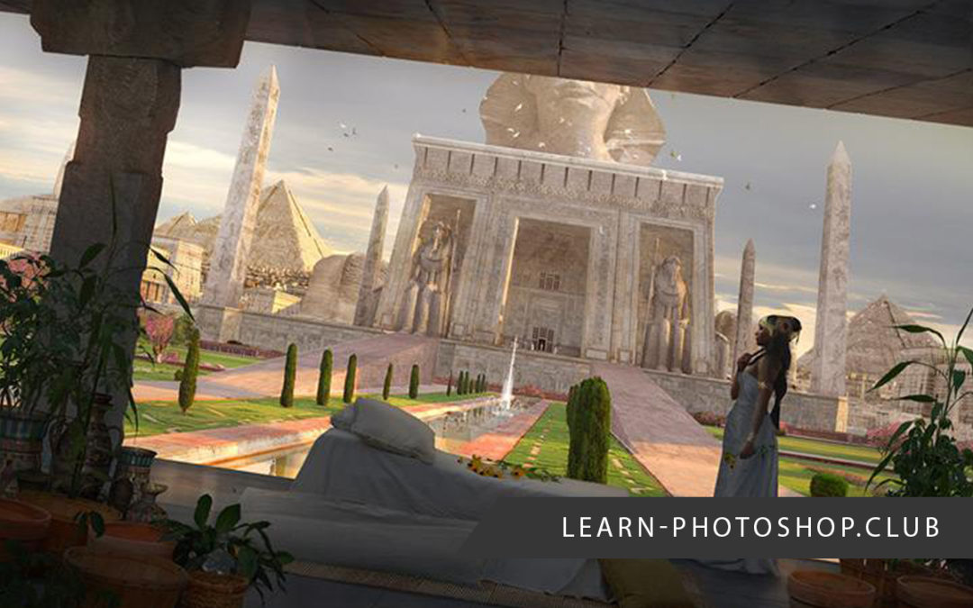 20+ Video Tutorials to Learn Matte Painting