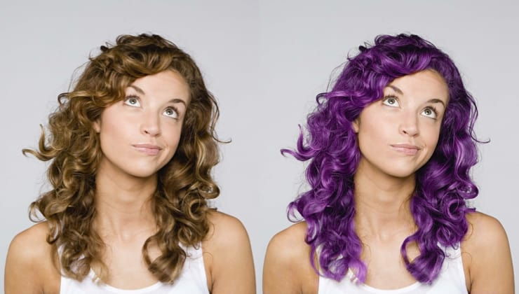 How To Change Hair Color Using Photoshop