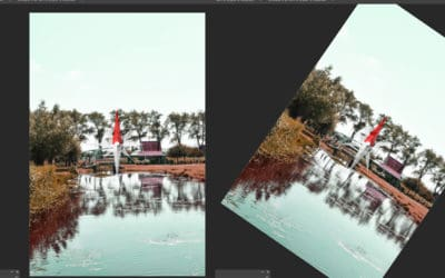 How to Rotate an Image in Photoshop