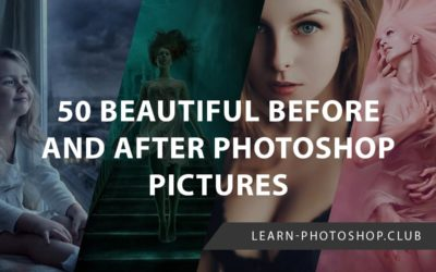 50 Before and After Photoshop Pictures