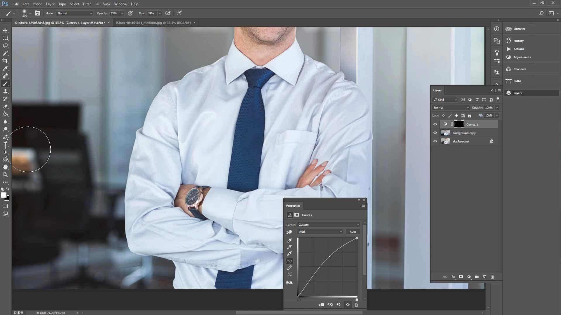 How to Remove Wrinkles in Clothing with Photoshop