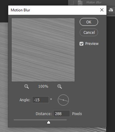 add blur filter option window photoshop