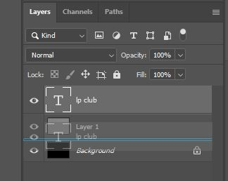 photoshop move layers