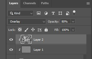 clipping mask layer photoshop