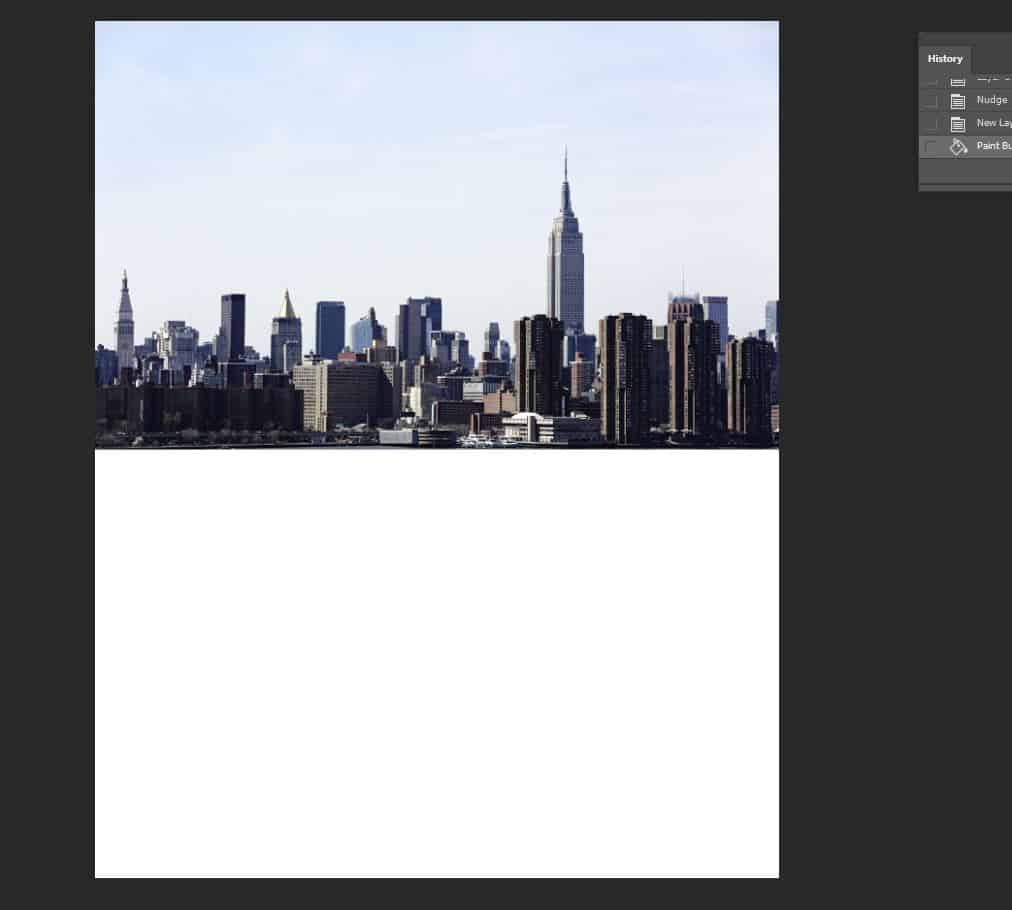 cityscape image photoshop