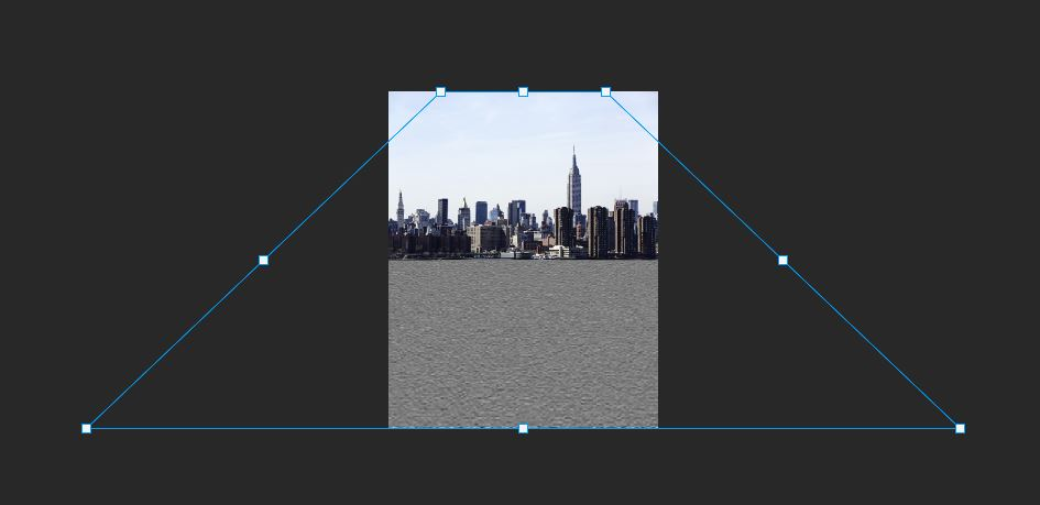 photoshop edit transform perspective