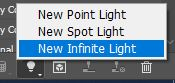 new infinite light