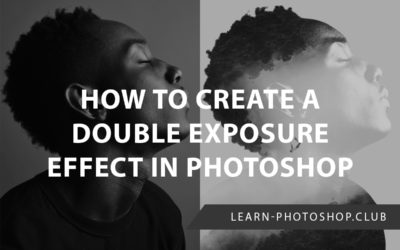How to Create a Double Exposure Effect that Rocks