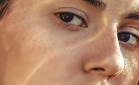 photoshop add freckles