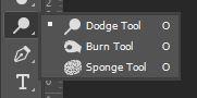 photoshop dodge tool
