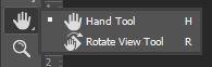 photoshop hand tool