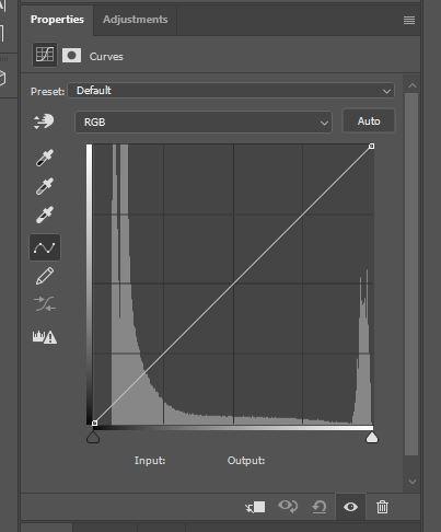 photoshop curves