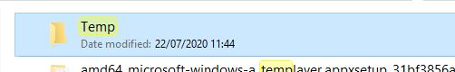 file in windows