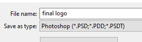 search for final logo in windows