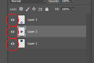 Photoshop the layers panel