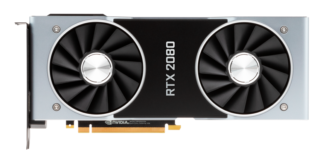 geforce 2080ti good graphic card for photoshop