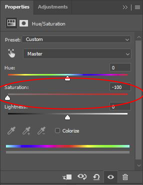 0 saturation layer