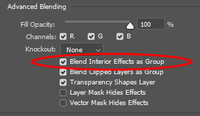 Blend Interior Effects as Group.