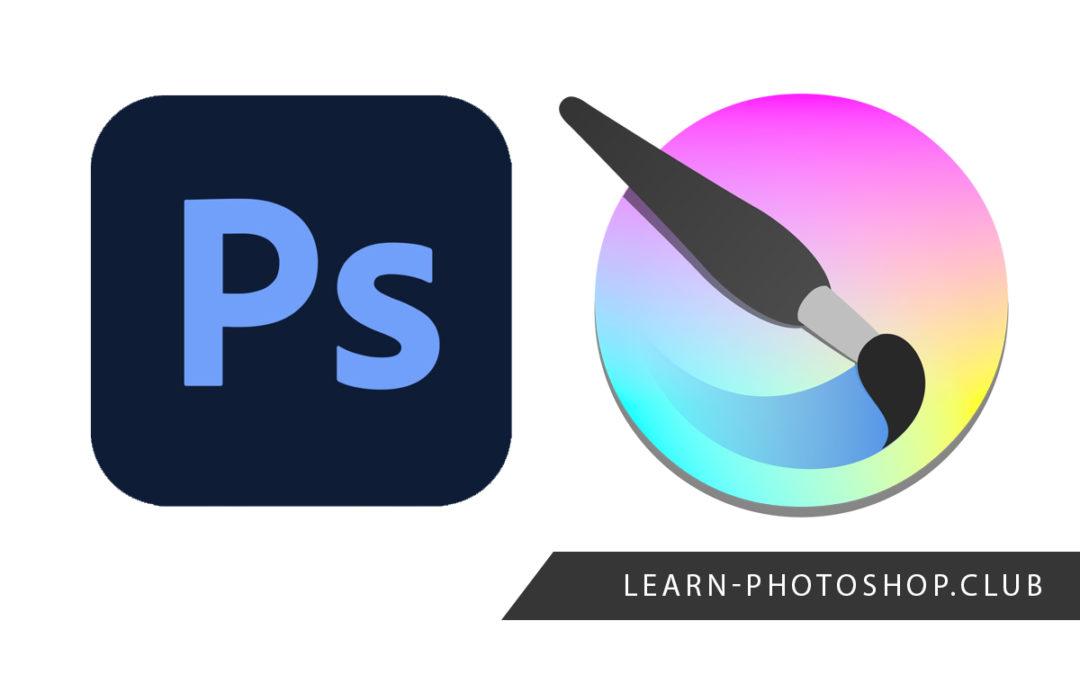 Krita VS Photoshop: Complete Comparison and Main Differences
