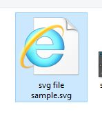 select svp sample file to open in photoshop