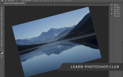 Here's What to Do if Your Photoshop Canvas Rotated