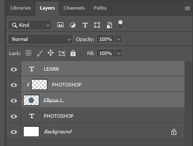 select layers in photoshop