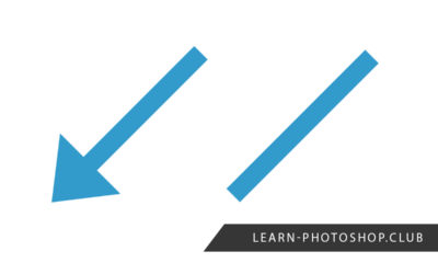 Photoshop Line Tool Stuck on Arrow? Here's What to Do
