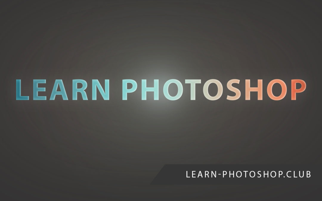 How to Make Gradient Text in Photoshop