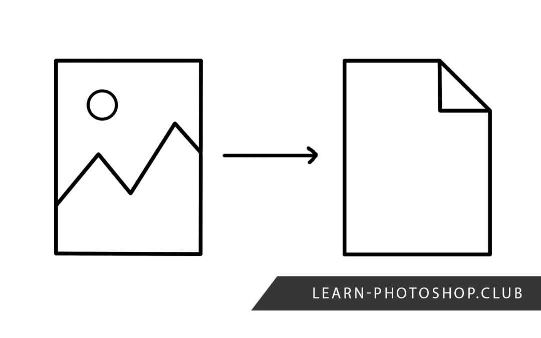 How to Insert an Image into a Layer in Photoshop