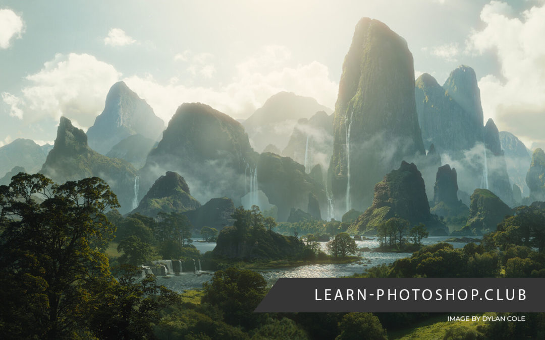 Learn Matte Painting: A Complete Guide