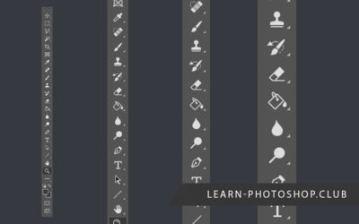 How to Make Your Photoshop Toolbar Bigger (In 2 Steps)